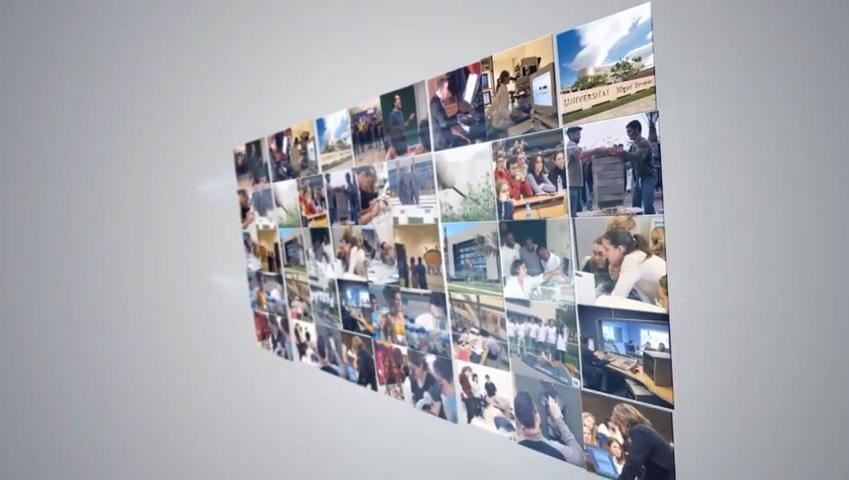 Proyectos de docencia. Sala Paraninfo